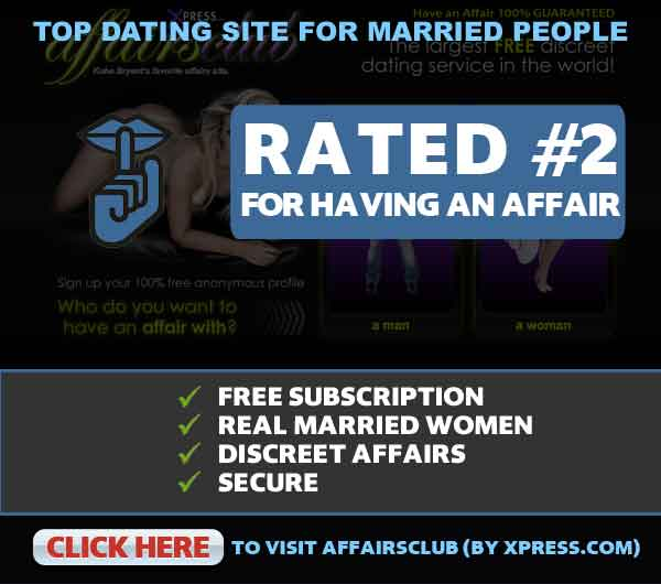 Best cheating dating sites
