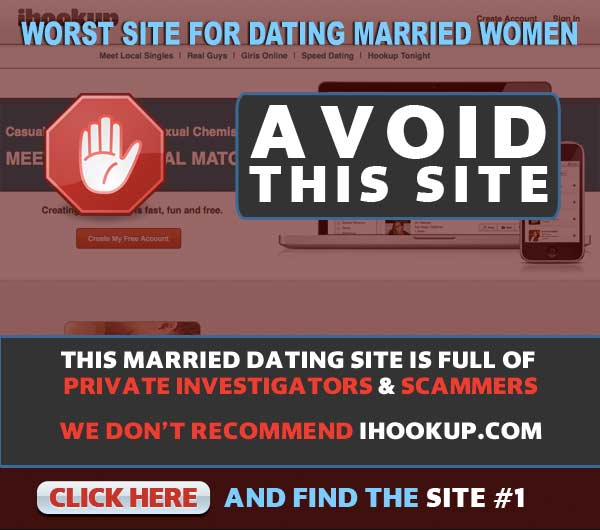 iHookup.com user complaints and scams