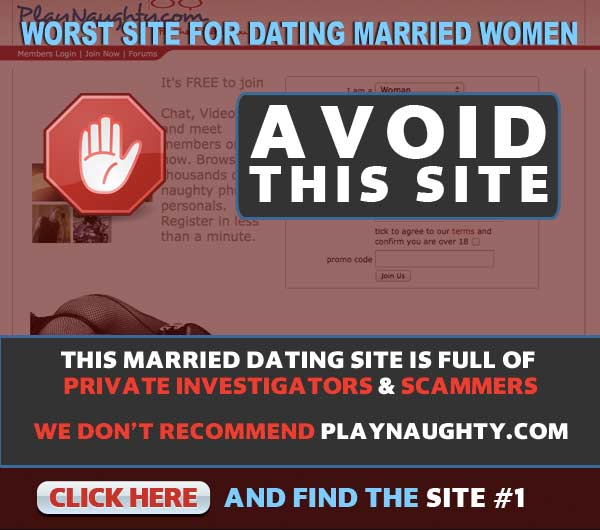 7 Dating Sites For Married People Who Want To Cheat Or Are Polyamorous