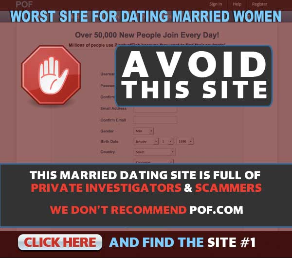 Safety of dating websites