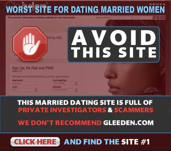 Gleeden.com user complaints and scams